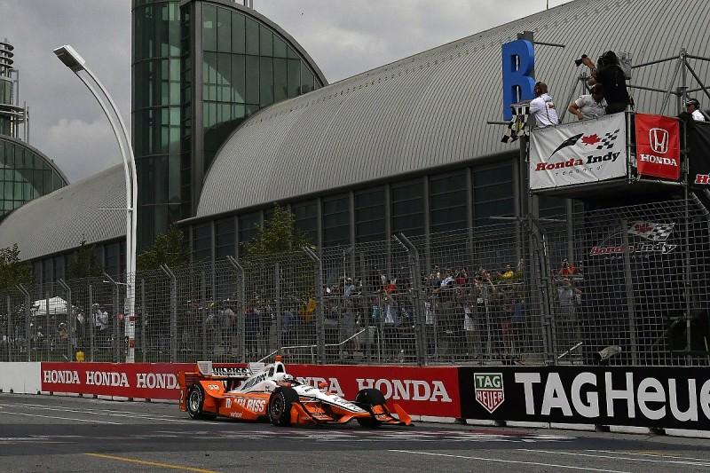 Penske's Newgarden: Toronto IndyCar victory revives title hopes