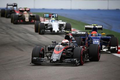 McLaren faced 45km/h speed deficit in Russian GP, reckons Button