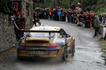 WRC event winner Delecour wants another Porsche rally campaign