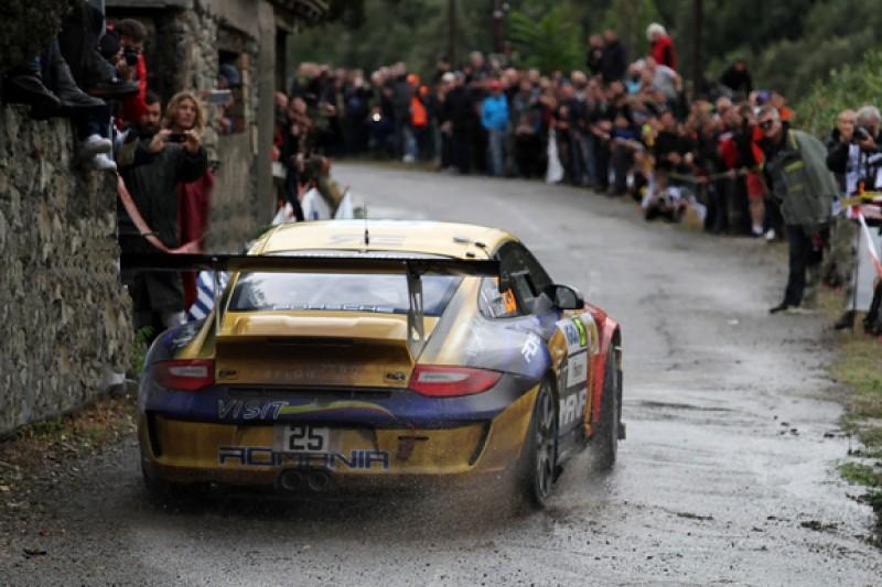 WRC event winner Delecour wants another Porsche rally campaign