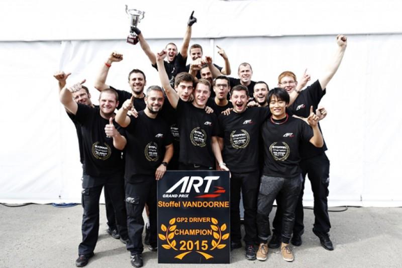 Dominating GP2 key to F1 hopes, McLaren protege Vandoorne says