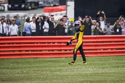 Renault F1 boss told Jolyon Palmer he's safe on British GP morning