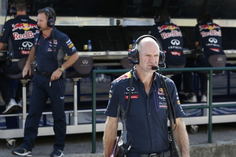 Rivals are forcing Red Bull out of Formula 1, says Adrian Newey