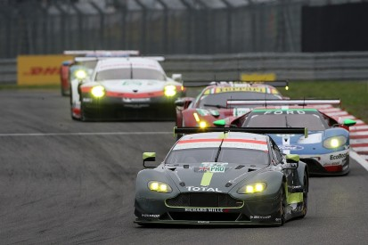 Aston hits back at Bourdais WEC GTE Balance of Performance comments