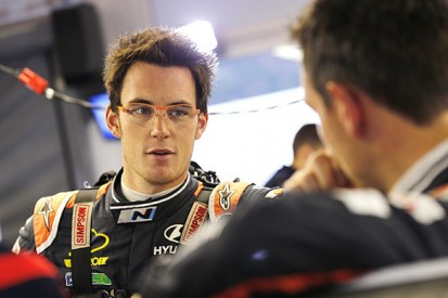 Hyundai demotes Thierry Neuville to second WRC team for Rally GB
