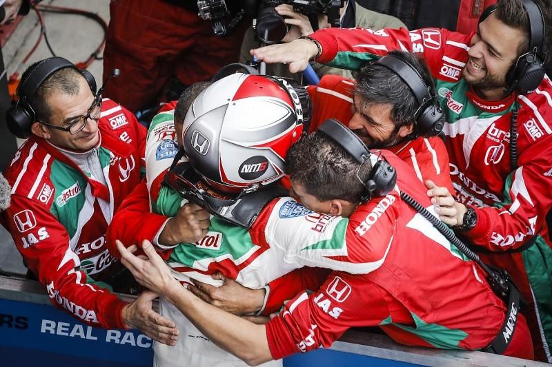Rio Hondo WTCC: Michelisz wins for Honda after Catsburg puncture