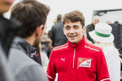 Formula 2 leader Charles Leclerc to test for Ferrari Formula 1 team