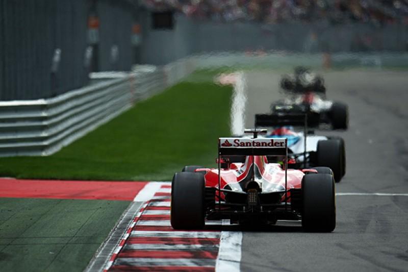 Russian GP move on Valtteri Bottas not stupid - Kimi Raikkonen
