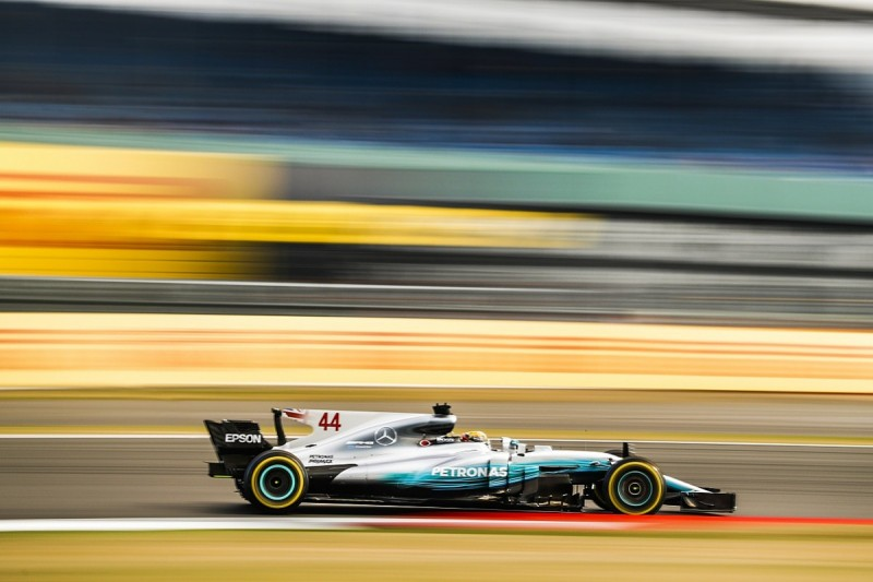 Mercedes warns it is getting on top of 2017 F1 car after British GP win