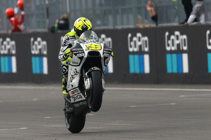 Aspar Ducati MotoGP team keeps Alvaro Bautista for 2018