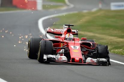 Pirelli says Ferrari's Vettel and Raikkonen had different failures