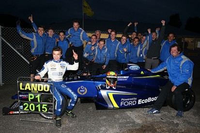 Lando Norris wins inaugural MSA Formula championship
