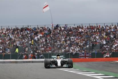 Lewis Hamilton backed off to 60% amid Ferrari's British GP tyre woe