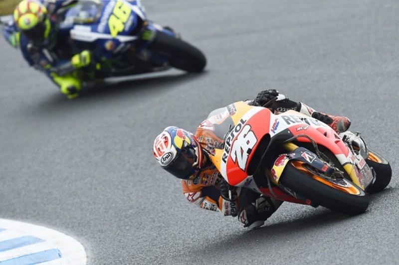 Motegi MotoGP: Honda's Pedrosa wins, Rossi extends points lead