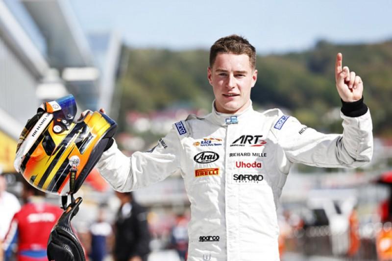 Sochi GP2: McLaren's Vandoorne seals title, Stanaway wins sprint