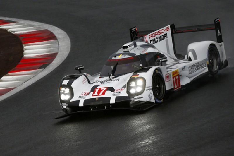 Fuji WEC: Webber, Hartley and Bernhard win after Porsche orders