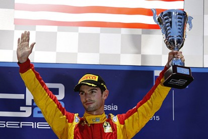 GP2 Russia: Alexander Rossi wins after Alex Lynn crashes from lead