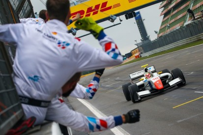 Nurburgring Formula V8 3.5: Palou takes maiden victory in the wet
