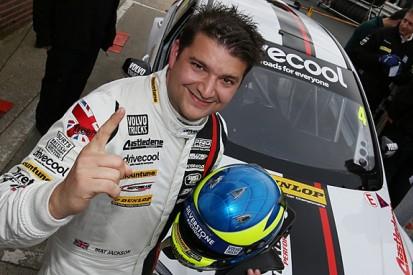 BTCC Brands Hatch: Mat Jackson takes third straight pole position