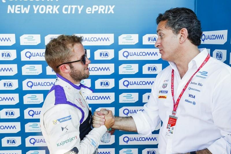 New York Formula E: DS Virgin's Sam Bird on pole for second header