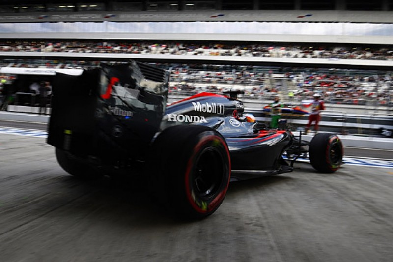 McLaren says upgraded Honda F1 engine better than expected