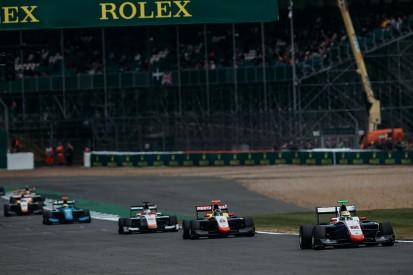 Silverstone GP3: Boccolacci collision penalty puts him on pole