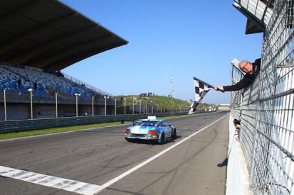 Zandvoort BSS: Bentley's Buhk and Abril win to take points lead