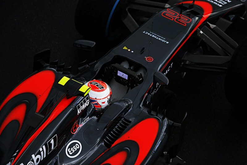 McLaren's Jenson Button won't get new Honda F1 engine at Austin