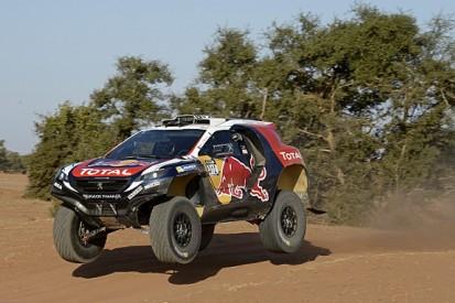 Tough debut for Sebastian Loeb as part of 2016 Dakar preparations