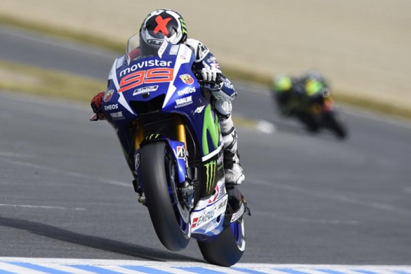 Motegi MotoGP: Lorenzo pips Yamaha team-mate Rossi to pole