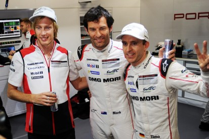Fuji WEC: Bernhard and Webber claim pole position for Porsche