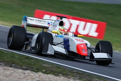 Nurburgring Formula V8 3.5: Debutant Palou claims second pole