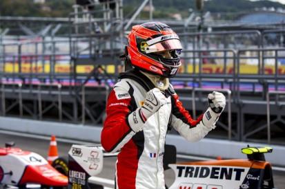 Sochi GP3: Mercedes junior Esteban Ocon takes maiden pole