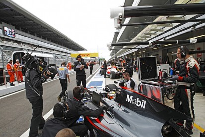 Sochi GP2: McLaren junior Stoffel Vandoorne dominates practice