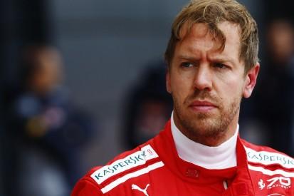 Hamilton's British GP pole pace out of Ferrari's reach - Vettel