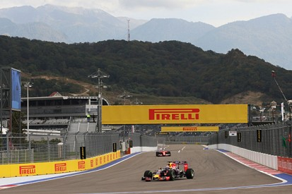 Russian GP: Track sweeper caused diesel spill that hit F1 practice