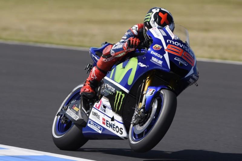 Motegi MotoGP: Yamaha's Lorenzo fastest in first practice