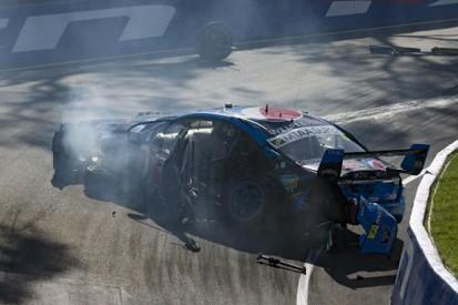 Bathurst 1000 V8 Supercars: Qualifying delayed after Mostert crash