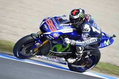 Motegi MotoGP: Yamaha's Lorenzo fastest again, Rossi eighth