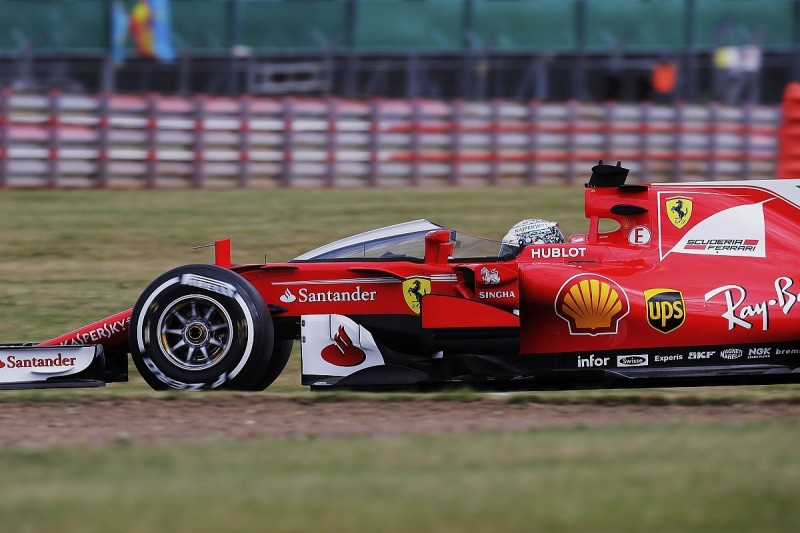 'Dizzy' Sebastian Vettel stopped first run of F1's shield early