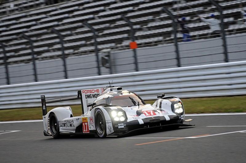 Fuji WEC: Porsche outpaces Audi in Friday practice