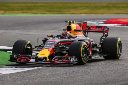 Verstappen: Red Bull not quick enough during F1 British GP practice
