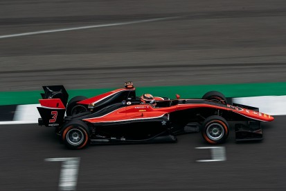 GP3 Silverstone: Mercedes F1 junior George Russell takes pole