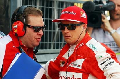Kimi Raikkonen: Fernando Alonso wrong to want F1 team radio off TV