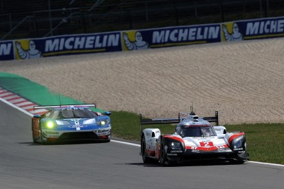 Nurburgring WEC: Porsche fastest again in practice two