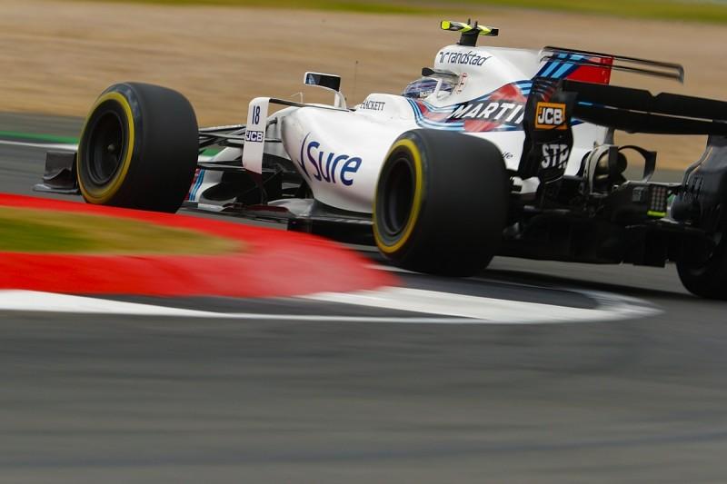 British GP: Damage stopped Williams running aero update in FP2