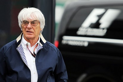Potential new owners of F1 want Bernie Ecclestone to stay