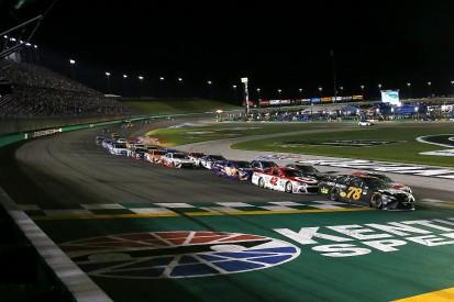 Larson: Truex's dominant NASCAR Cup pace 'pretty' crazy