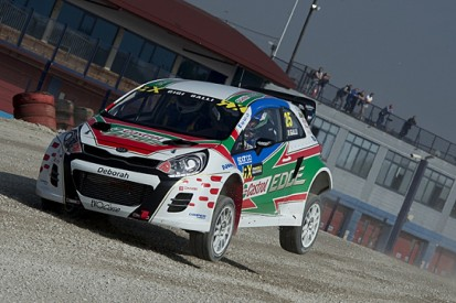 Ex-WRC driver Gigi Galli says Kia Rio is three-year World RX plan