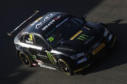Jake Hill replaces Nicolas Hamilton in AmD Audi for BTCC finale